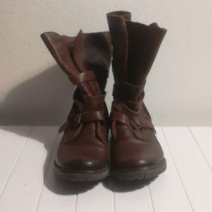 Steve Madden bandit boots